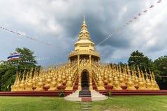 Stupa in Thailand Royalty Free Stock Photos