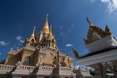 Stupa or pagoda of Thailand. Stupa of Thailand, pagoda of Thailand or maha chedi Royalty Free Stock Image