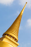 Stupa top Royalty Free Stock Images