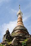 Stupa tower Stock Images