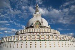 Stupa w Leh Obraz Royalty Free