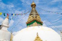 Stupa w Nepal Fotografia Royalty Free