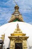 Stupa w Nepal Obraz Stock