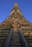 Stupa_Wat Arun Stockfoto
