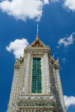 Stupa of Wat Arun Stock Photo