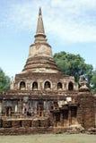 Stupa in wat Chang Lom Stock Photo