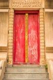 Stupa Wat Liap Nakhon Ratchasima, Tajlandia Fotografia Stock