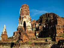 Stupa in Wat Mahathat Immagine Stock