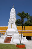 Stupa at Wat Mahathat in Bangkok Stock Photography
