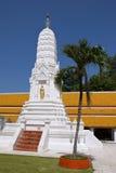 Stupa at Wat Mahathat in Bangkok Stock Photography