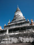 Stupa at Wat Phnom in Cambodia Royalty Free Stock Photography