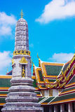 Stupa Wat Pho Στοκ εικόνες με δικαίωμα ελεύθερης χρήσης