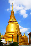 Stupa in Wat Phra Kaeo Stock Images