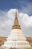 Stupa in wat phra kaew Stock Photography