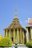 Stupa in Wat Phra Kaew stockbild