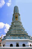 Stupa at Wat Phra Kaew temple, Bangkok, Thailand Stock Photography