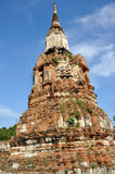 Stupa at Wat Phra Mahathat Stock Photography