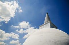 Stupa Stock Photo