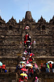 Borobudur Tample Royalty Free Stock Image