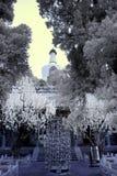 Stupa y dagoba Foto de archivo