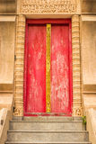 Stupaen Wat Liap Nakhon Ratchasima, Thailand Arkivbild
