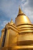 stupas Таиланд дворца bangkok золотистые грандиозные Стоковая Фотография RF