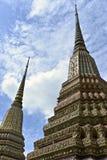 Stupas Imagen de archivo
