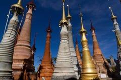 Stupas Immagini Stock Libere da Diritti