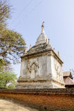 Stupas in Bagan, Myanmar Royalty Free Stock Images