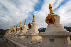 Stupas Royalty Free Stock Images
