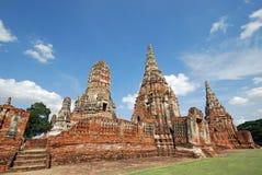 Stupas budistas Fotografía de archivo libre de regalías