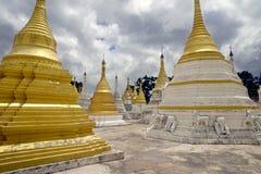 Stupas Pindaya Obraz Stock