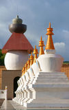 Stupas Stock Photography
