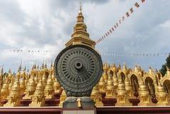 stupas Thailand zdjęcia stock