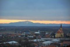 Stupava, Σλοβακία Στοκ Φωτογραφία