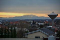 Stupava Slovakien Arkivbild