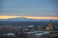Stupava, Slowakei stockfotografie