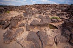 Stupéfier de la roche Photo libre de droits