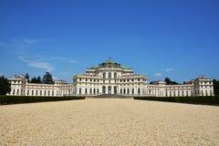Stupinigi Palace in Turin, Italy Stock Photos