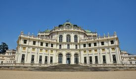 Stupinigi Palace in Turin, Italy Stock Image