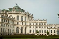 Stupinigi palace near Turin Stock Image