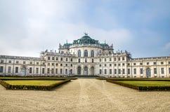 Stupinigi palace - turin - piedmont  italy region Stock Image