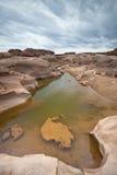 Stupore della roccia Fotografie Stock
