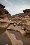Stupore della roccia Fotografia Stock Libera da Diritti