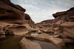 Stupore della roccia Immagini Stock Libere da Diritti