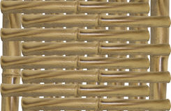 Sturdy Bamboo Stalk. As a building and elegant design element Stock Images
