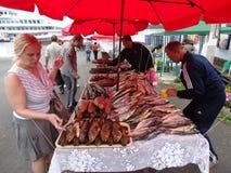 Sturgeon fish Stock Photography