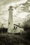 Sturgeon Point Lighthouse Royalty Free Stock Image