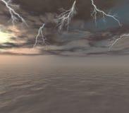 Sturm lizenzfreie abbildung