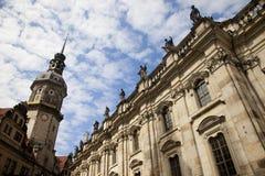 Sturm de Hausmann en Dresden Imágenes de archivo libres de regalías